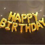 happy birthday balloon 2