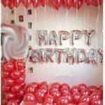 Birthday balloon 1