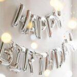 Birthday balloon 3